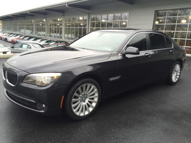Imagen 1 de BMW 7-series 4.4L 4395CC…