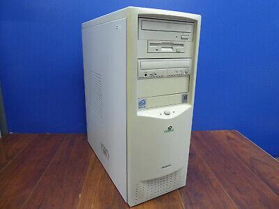 GATEWAY LP MINI TOWER TB3 PERFORMANCE 650 VINTAGE PC INTEL PENTIUM III 650MHz