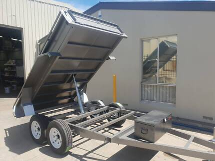 10x5 Tipping Trailer - Australian Made Holden Hill Tea Tree Gully Area Preview