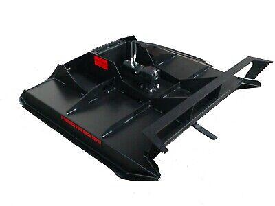 60 Rut Mfg Brush Mowercutter For Skid Steer Ctl And Mtl 10-22 Gpm