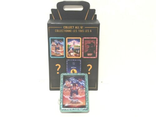 Aladdin Classic Movie Poster Disney Store Mystery Blind Box Pin 1 in 6