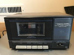 Realistic Tape Deck SPC-30 (playback only)