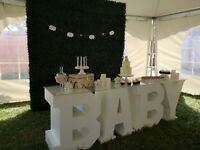 Book Platinum Tent Rentals now for your special event!