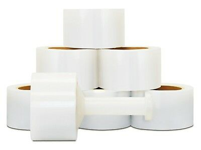 Hand Stretch Wrap Plastic Film Choose Your Roll Size Free Dispenser