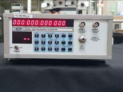 Eip Microwave 28b 26.5ghz Programmable Microwave Counter Option 05