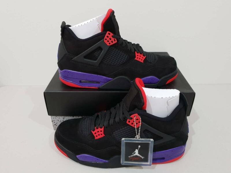 5f364aee2a5 Nike Air Jordan 4 Toronto Raptors NRG US 11 | Men's Shoes ...