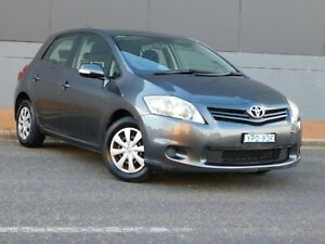 2010 Toyota Corolla ZRE152R MY11 Ascent Grey 6 Speed Manual Hatchback Belconnen Belconnen Area Preview