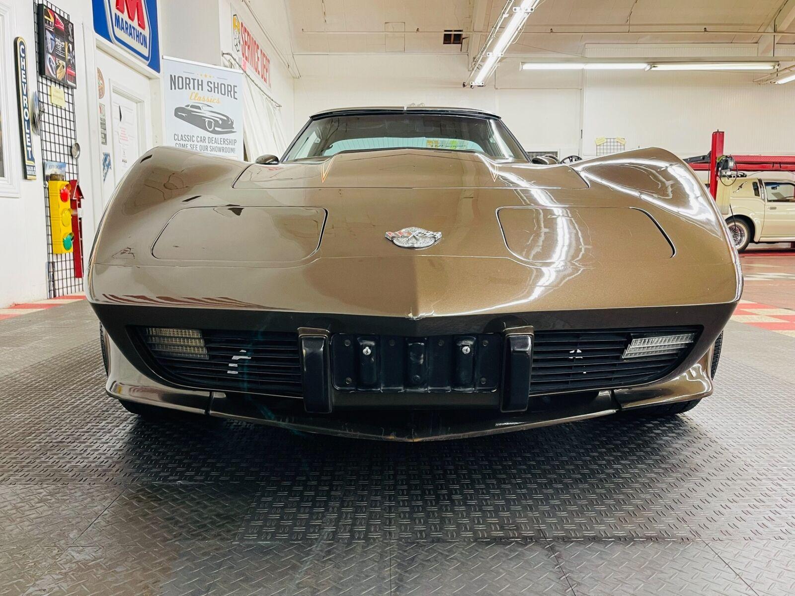 1978 Brown Chevrolet Corvette   | C3 Corvette Photo 7