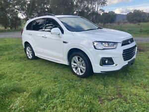2018 Holden Captiva 7 Seat LT (AWD) 2.2 litre turbo diesel, auto. Holbrook Greater Hume Area Preview