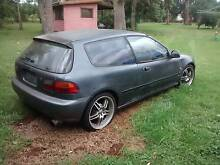 1992 Honda Civic EG hatchback project need it gone ASAP Highfields Toowoomba Surrounds Preview