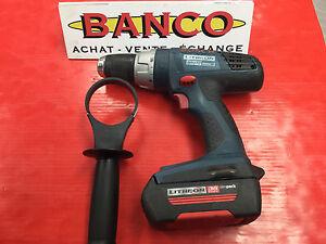 Perceuse Bosch 36V à vendre !!