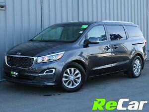 2019 Kia Sedona LX SAVE $12,232 VS NEW | HEATED SEATS | BACK...