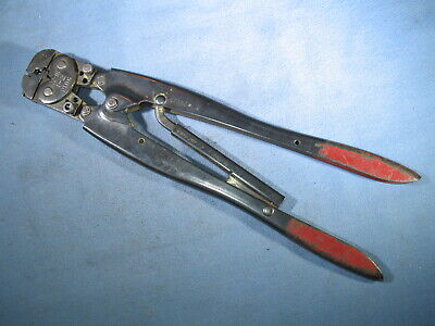 Amp No. 47386 Hand Crimping Tool For 22-16 1-2 Pidg
