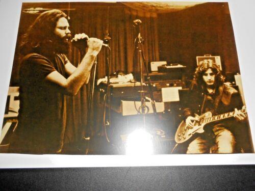 Jim Morrison THE DOORS last recording session LA WOMAN Photo # Print Ltd Edition