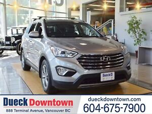 2013 Hyundai Santa Fe UNKNOWN