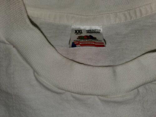 Alabama Dancin On The Boulevard 1997 Tour Crew Shirt XXL - $2.99