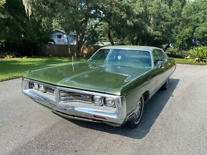 Chrysler New Yorker 440cui  Matching Numbers, 1 owner