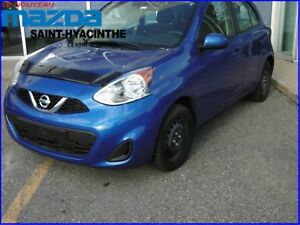 Nissan Micra SV à hayon 4 portes BA