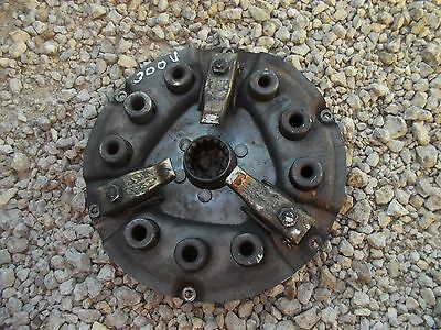 International 300 Utility Ih Tractor Engine Motor Flywheel Clutch Assembly