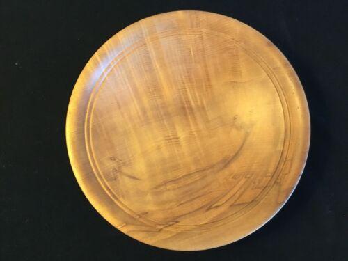 Jose Lehete Handcrafted Tasmanian Myrtle Wood Salad or Fruit Bowl