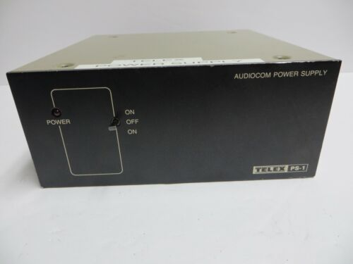 Telex PS-1F power supply