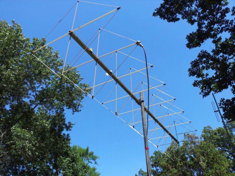 Cubical Quad Antenna for 2 meter 144/148 mhz.   8 ELEMENT**