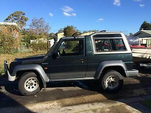 1994 Daihatsu Rocky Wagon Soldiers Point Port Stephens Area Preview