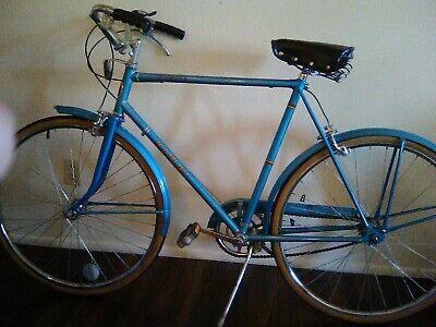 """Kabuki Skyway Vintage Touring Road Bike 58cm Large 27/"""" Shimano Japan Made Steel!"""