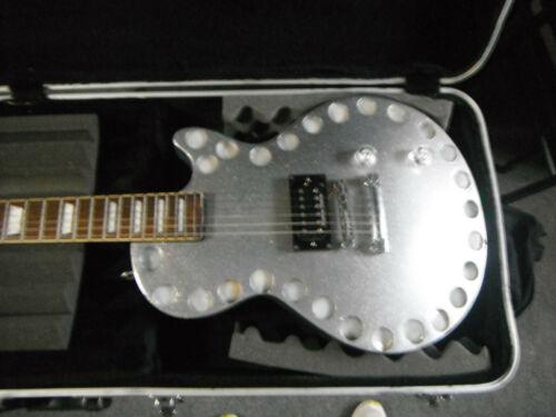 Replica Ace Frehley UFO guitar/KISS