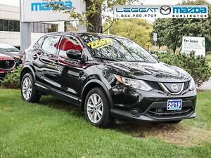 2019 Nissan Qashqai S-AUTOMATIC, BLUETOOTH, HEATED SEATS, ALL...
