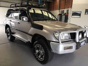 1999 Toyota GXL LandCruiser LOTS EXTRAS Belmont Belmont Area Preview
