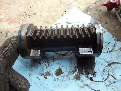 Farmall 706 Tractor Ihc Ih Main Front Steering Piston For Bolster Shaft