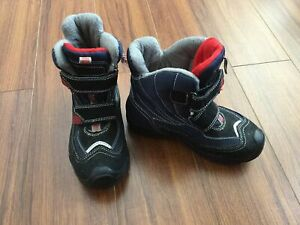 Toddler's winter boots