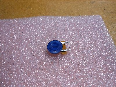 Cts Variable Resistor Lot Of 10pc X201r501b Nsn 5905-00-243-8930 500 Ohm