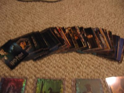 Harry Potter Order of the Phoenix 90-card Base Set with Chase Cards!