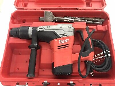 Milwaukee 5316-20 Corded Spline Hammer Drill Rotary Hammer Used