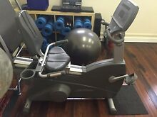 LifeCycle Recumbent Exercise Bike Scarborough Stirling Area Preview