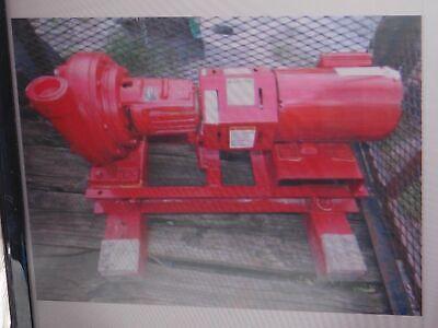 Bell Gossett Water Circulator Pump 1-12 Hp Orlando 1510