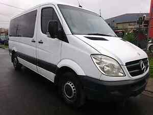 2007 Mercedes sprinter turbo automatic diesel cheap Sunshine North Brimbank Area Preview