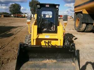WCM skid steer loader WS50 with Perkins, Danfoss pump Maddington Gosnells Area Preview