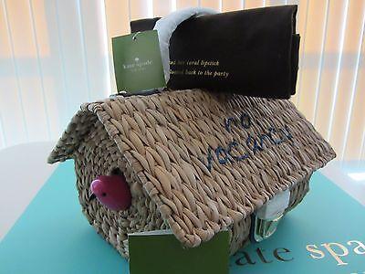 NEW NWT KATE SPADE BIRDHOUSE TOTE HANDBAG PURSE Collector's item Home Decor