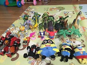Bulk toys package only $10 Epping Ryde Area Preview