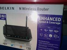 Belkin N Wireless Router Lakes Entrance East Gippsland Preview