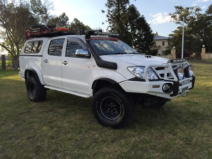 Toyota Hilux  Horningsea Park Liverpool Area Preview