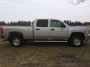 2009 CHEVY HD 2500 4x4