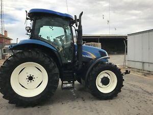 New Holland TS100A Tractor Delivery within 200KM included