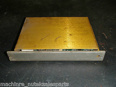 Haas Brushless Servo Amplifier 4015m-c 4015mc