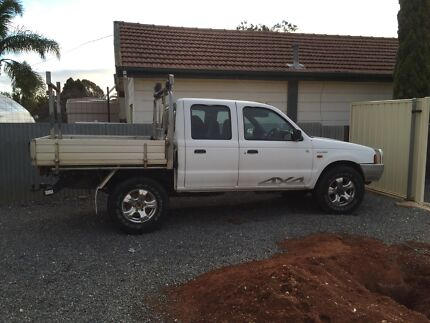 2003 ford courier turbo diesel Port Pirie Port Pirie City Preview