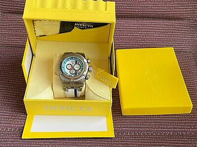 Invicta Reserve Bolt Zeus S1 Racer 26469 NEW