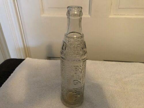 Big Boy Soda Bottle, 1930